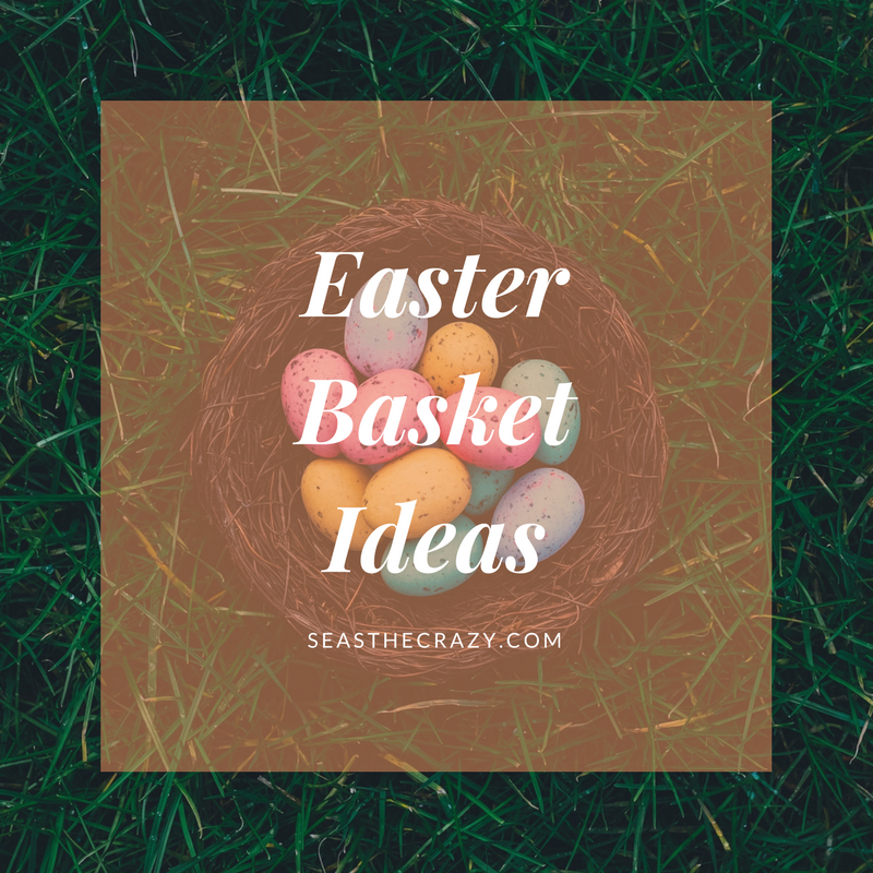 Easter Basket Ideas for kids along with other things you need for an egg-cellent Easter!